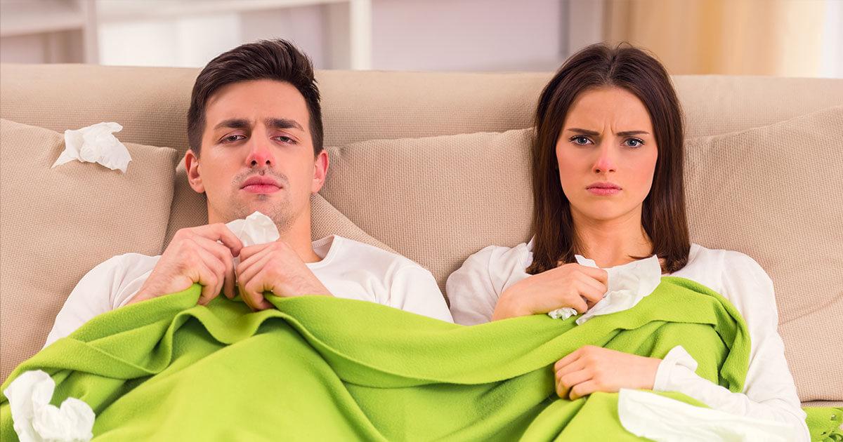 Προφυλαχθείτε με ασφάλεια από τη γρίπη