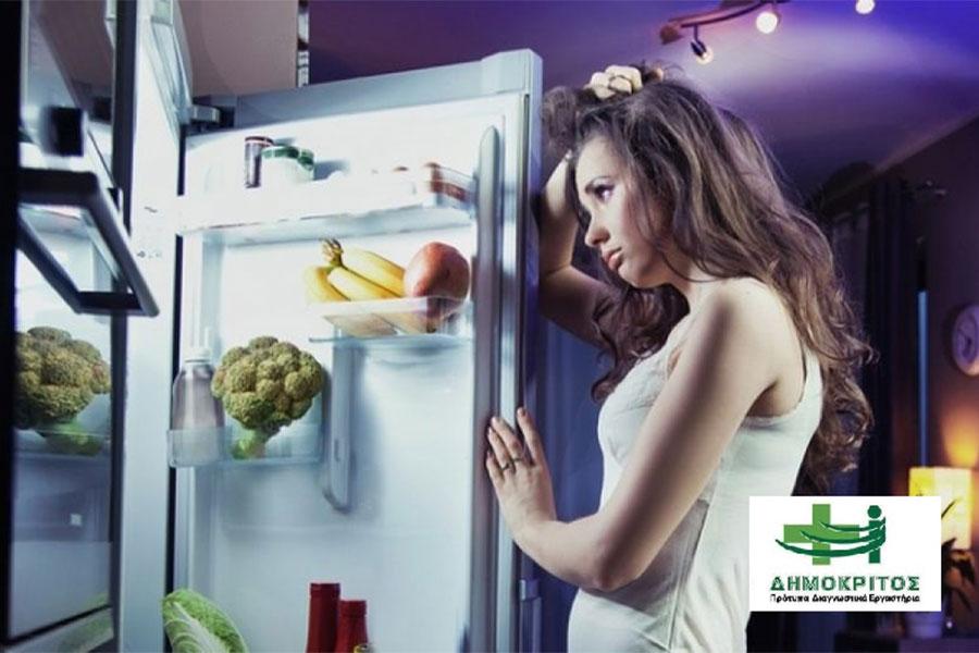 Διατροφικές συμβουλές σε περίοδο καραντίνας